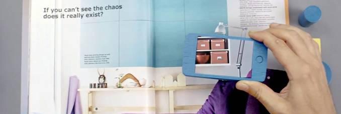 le catalogue ikea 2013 en r alit augment e agence de communication nice monaco cannes. Black Bedroom Furniture Sets. Home Design Ideas