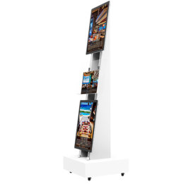 VM Mobile Stand Double Sided